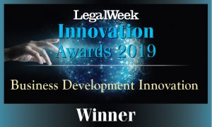 LW Innovation Awards Winner