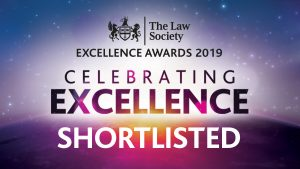 Excellence Awards - Shortlisted
