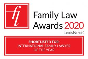 Family Law Awards 2020 - Shortlisted
